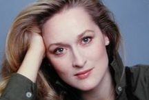 Meryl Streep (Colori) / The American Actress. The Living Legend.