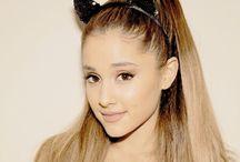 Ariana Grande ❤ / Ariana is everywhere