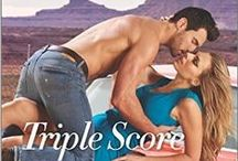 Triple Score / Inspiration for characters and scenes in Triple Score, the Art of Seduction Book Four
