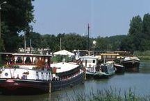 Le long de la Saône