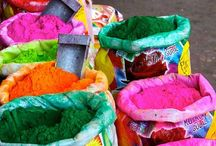 Matières et couleurs / Idees