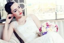 Idda van Munster / Aida Đapo, known by the pseudonym Idda van Munster, is a Bosnian blogger, model, and make-up artist.