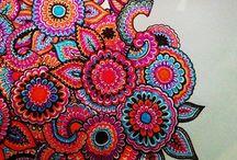 Doodle & Zentangle ❤
