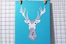 Stag Do! / Our Stag Do! design is perfect for those who love the great outdoors or for those who want to add a sophisticated nod to Rudolph during the festive season!