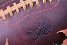 The Famous Turkey Football / Take Your Turkey Bowl to the Next Level.