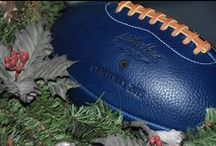 Christmas Football / Custom Holiday Balls