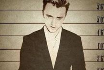 Draco malfoy / Draco taught me that bad people aren't always bad