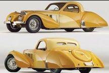 Cars from Bugatti
