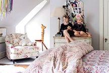 Alexandra's room / girl's bedroom / by Moonrise kingdom