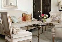Hydrangea living room / by Moonrise kingdom