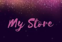 My Store / I offer several services including singing, songwriting, production and voice overs. Here you'll find a few items including my book, my album, and some of those services offered through select websites. You can also hire me through my website at www.mellamusic.com