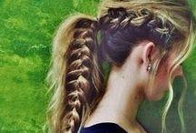 Look / Hair / B r a i d s &u p d o ' s.