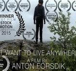 "I don't want to live anywhere else / ""I don't want to live anywhere else"" a film by Anton Forsdik."
