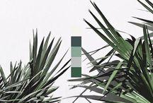 Pantone Greenery / Green me!
