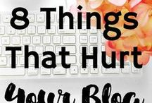 Blogging / Ideas and tips for blogging success
