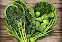 Beets and Greens / Emphasizing a vegetarian and vegan diet.