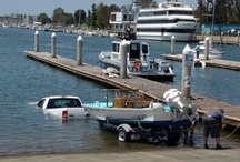 Funny boating accidents / How NOT to go boating! by www.DirkseWatersport.nl