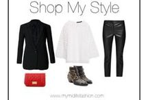 Shop My Style / Showing you where to shop my style with current picks from the high street & direct links on purchase