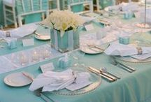 Tablecloth Decorating  / Ideas on how to decorate your party table using tablecloths of all types.