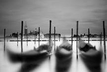 Italy Black & White