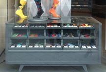 Burlington X FOUR  / Pop-up shop van Burlington bij concept store FOUR Amsterdam