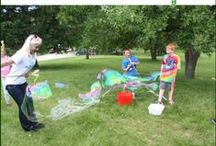 Summer Camps / Pottawattamie County Conservation provides annual summer camps for children of all ages.  These interactive camps are designed to develop a sense of wonder and lifelong connection with the natural world through active play and learning.