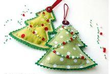 vianočné nápady, dekorácie