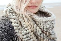 Winter Wonderland / Outfits to keep you warm, cozy and stylish all winter long.