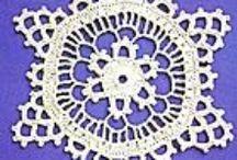 Вязание крючком - Crochet / О вязании крючком, для души, интерьера и для себя любимой...