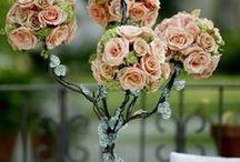 Цветы и композиции - The flowers and flower compositions / На протяжении веков цветы были спутниками человека и всегда ценились за изящество и красоту.  Цветы — это свободная красота в природе.