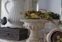 Декорные мелочи - Decoree trivia / Камины и зеркала, трансформеры и... это все то, что нам нравится и вообщем формирует наш интерьер