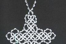 Фриволите ~ Crochet Tatting Designs & Tutorials / .... моё увлечение ...фриволите иглой
