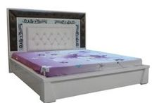 Sahiba White Signature Bed / Pics of bed