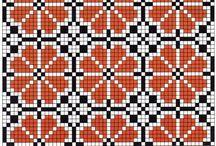 Haken - Tapestry / Patronen en ideeën