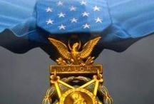 Medal of Honor / Medal of Honor Recipients represented on the Medal of Honor Wall at the Airborne & Special Operations Museum.