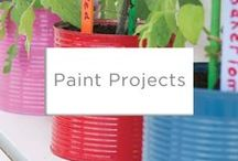 Paint Projects / Here at Valspar we love a quick, simple paint project. Here are some of our favourites.