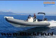 Black Fin Ribs / Foto's van de nieuwe BlackFin Ribs. Voor meer informatie over deze ribs bezoek: http://www.BlackFin.nl
