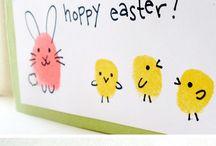 Pääsiäinen - Easter / Pääsiäisideoita