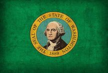 I ♡ Washington / Washington State / by Debbie Terrill