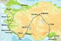Travel Route Maps / travel roue maps