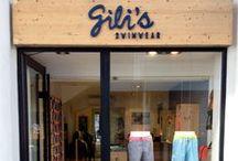 Boutique GILI'S à La Baule / Découvrez notre boutique Gili's à la Baule située au 11 Avenue du Général de Gaulle.  Et retrouvez l'intégralité de l'univers GILI'S sur www.gilis.com !
