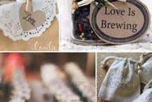 Hochzeit - Gastgeschenke