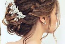 Hochzeit - Brautfrisur