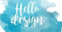Hello Design / Hello Design is a website of Home Staging and Planning based in Italy. www.hellodesign.it