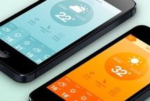 UI Design / Mostly mobile app design and design patterns