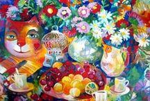 my own art gallery / by Anita De Montigny Olsthoorn