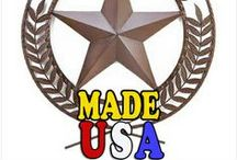 Texas Made USA / Seal of Excellence for Texas based Products and Services. See website: www.TexasMadeUSA.com   / by Texas Made USA