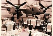 Airplane Travel Wedding