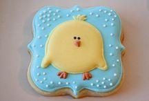 Biscuits PÂQUES