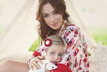 Mommy & Me Boutique / Beautiful Bohemian clothing made by Kapri Couture for you and your little princess!